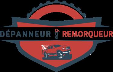 Logo dépanneur-remorqueur